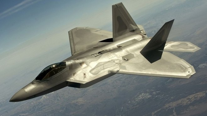 U.S. Air Force F-22 Raptor