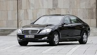 Mercedes Benz S-Guard 600