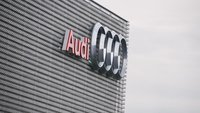 Terminál Audi v Kyjově u TOP CENTRUM car