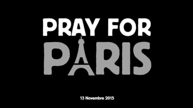 Pray For Paris...