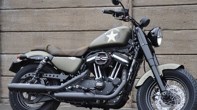 Zvolte krále customů Harley-Davidson! Battle of the Kings 2016 startuje - anotační foto