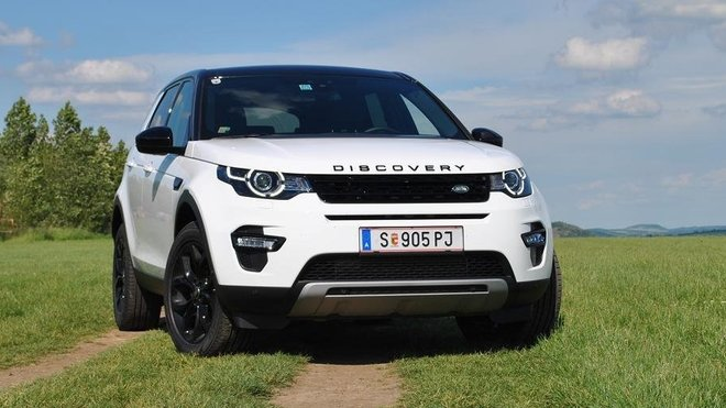 Land Rover Discovery Sport HSD (2015)