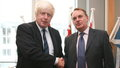 Boris Johnson a Timothy Kirkhope