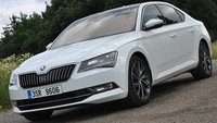 Škoda Superb 2.0 TSI (162kW) Laurin & Klement