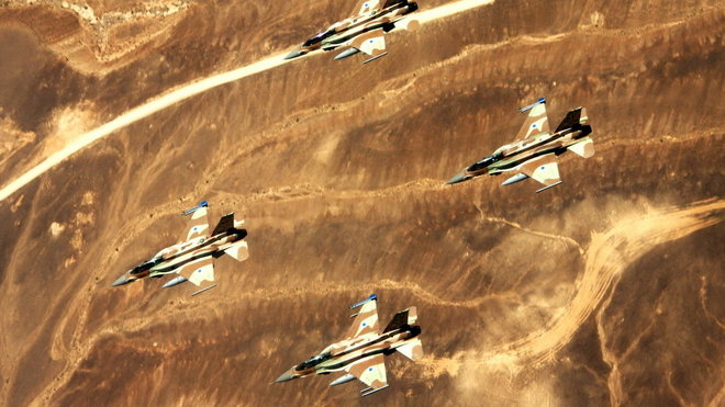 F-16 Israel Defense Forces