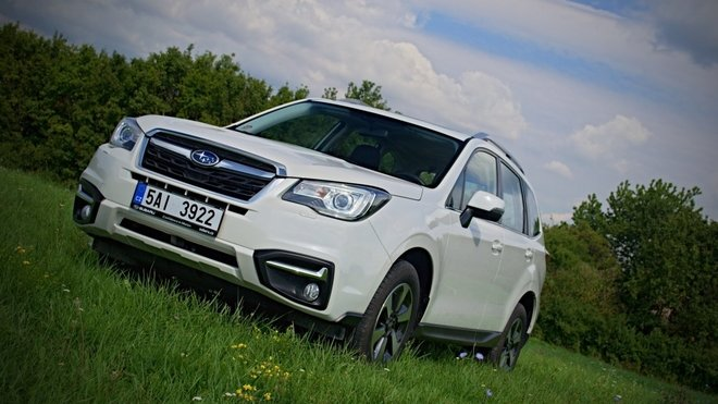 Subaru Forester 2.0i Lineartronic (2016)