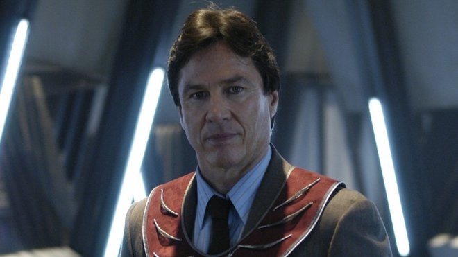 Richard Hatch v seriálu Battlestar Galactica