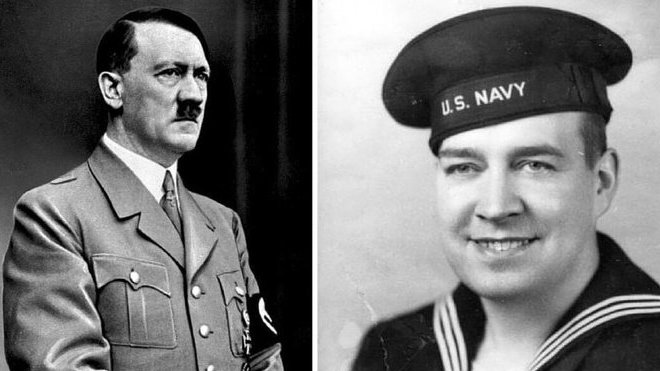 Adolf Hitler a jeho synovec William