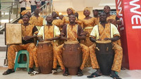 Ghana Dance Ensemble (foto: FB GDE)