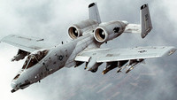 Letoun Fairchild-Republic A-10 Thunderbolt II