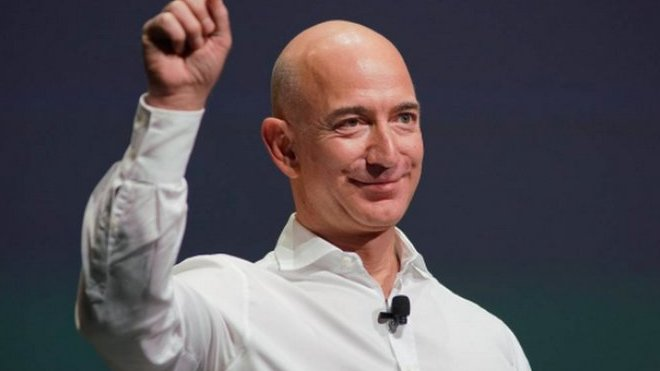 Jeff Bezos, zakladatel Amazon