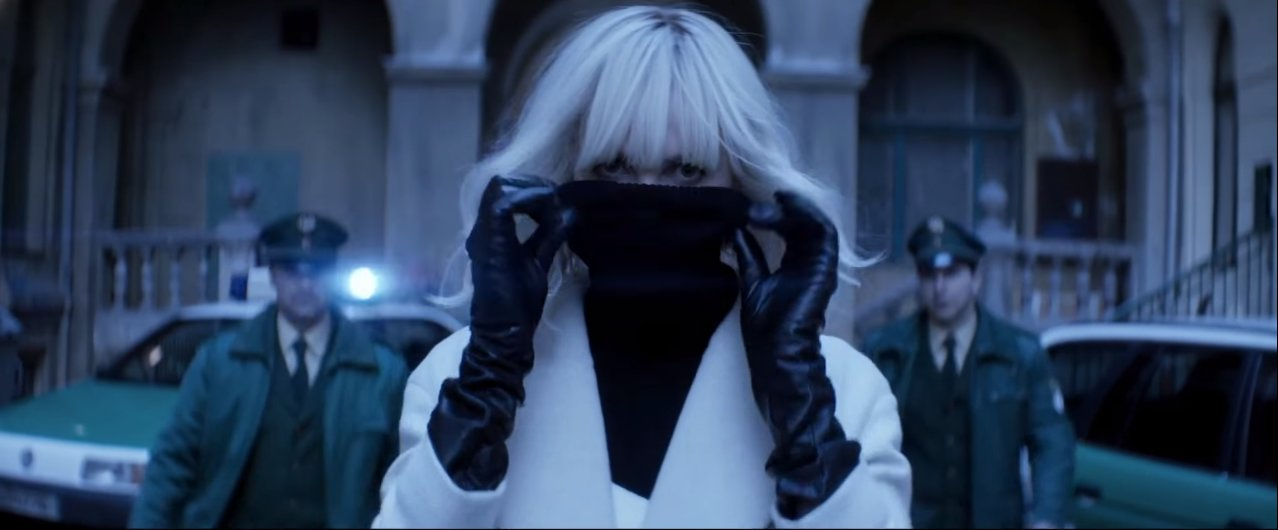 "Film ""Atomic Blonde"""