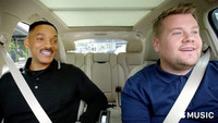 Carpool Karaoke s Willem Smithem