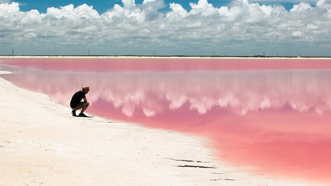 Las Coloradas v Mexiku