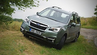 Subaru Forester 2.0i Lineartronic