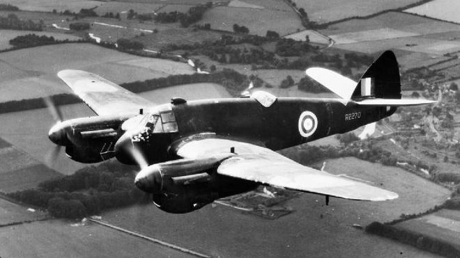 Beaufighter Mk II