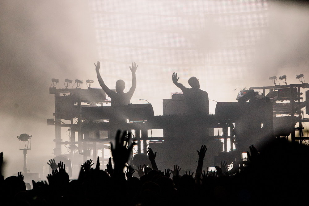 festival Metronome a The Chemical Brothers