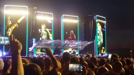 Rolling Stones - No Filter 2018 - Praha Letnany - 4.7.2018