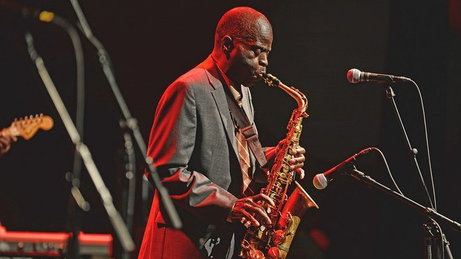 Maceo Parker na Moravia Music Fest