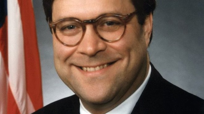William Barr, autor: DOJ