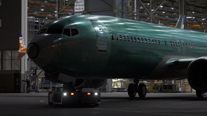 Boeing 737 MAX 8 SmartWings
