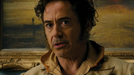 Robert Downey ve filmu Dolittle