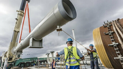 plynovod Nord Stream 2